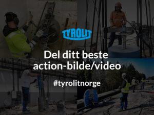 Del ditt beste action-bilde/video