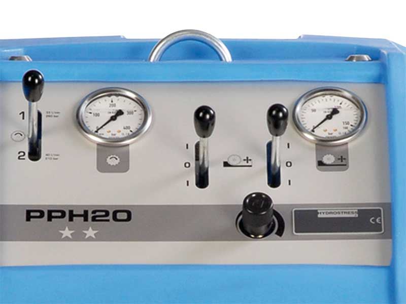 HydraulikkaggregatPPH20s