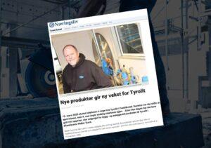 Nye produkter gir ny vekst for Tyrolit