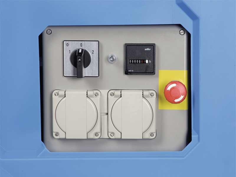 Hydraulikkaggregat PPH40RR